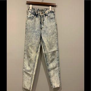 Vintage 1990's Jordache Acid Wash Jeans